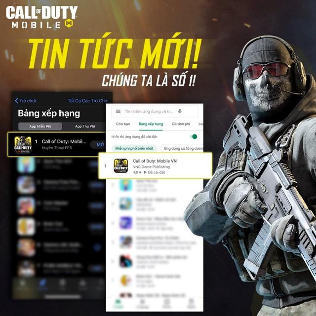 Call of Duty: Mobile - Hành trình từ Garena sang VNG, 1 bước chuyển đổi khiến game thủ an tâm mà chơi - Ảnh 3.