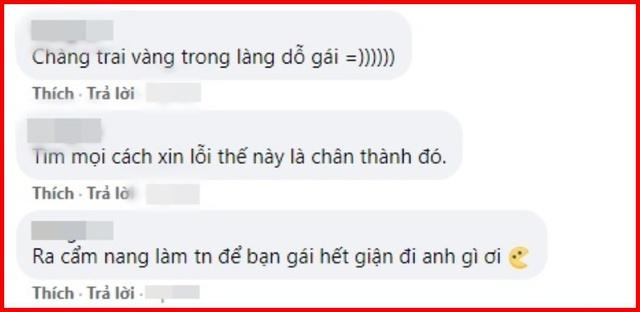 Bị bạn gái thẳng thừng block, chàng trai lập cả loạt FB clone để xin lỗi người yêu - Ảnh 3.
