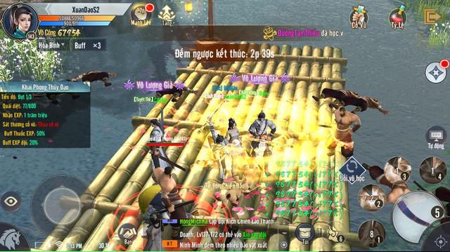 Hàng vạn game thủ võ lâm đấm nhím săn hươu, Nhất Mộng Giang Hồ kẹt cứng khu vực trả quest - Ảnh 16.