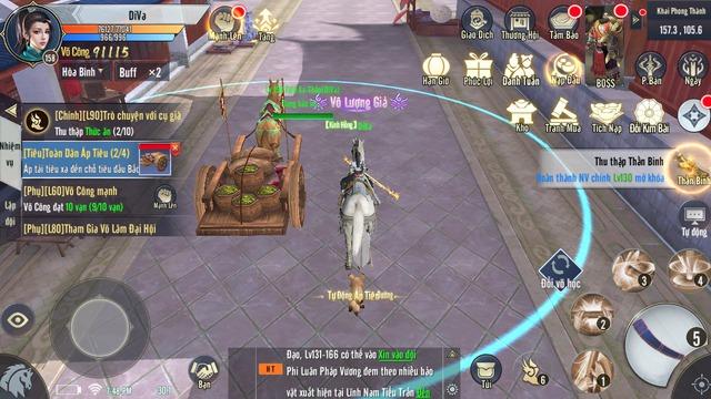 Hàng vạn game thủ võ lâm đấm nhím săn hươu, Nhất Mộng Giang Hồ kẹt cứng khu vực trả quest - Ảnh 2.