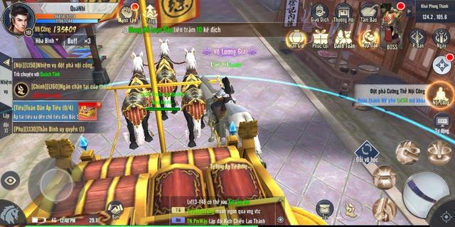 Hàng vạn game thủ võ lâm đấm nhím săn hươu, Nhất Mộng Giang Hồ kẹt cứng khu vực trả quest - Ảnh 5.