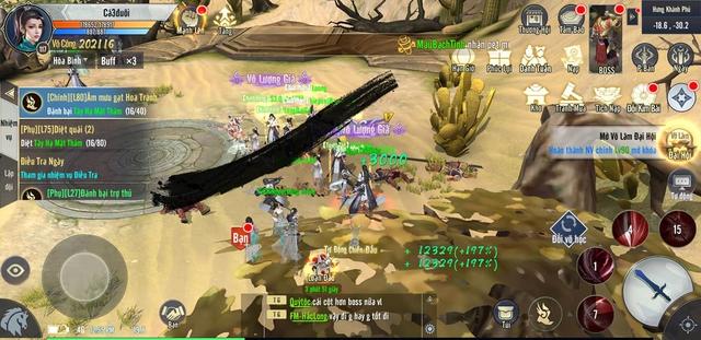 Hàng vạn game thủ võ lâm đấm nhím săn hươu, Nhất Mộng Giang Hồ kẹt cứng khu vực trả quest - Ảnh 6.