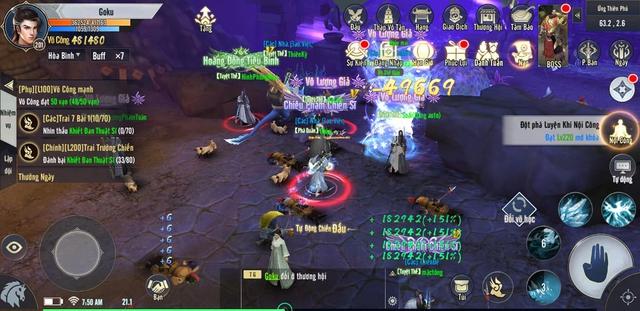 Hàng vạn game thủ võ lâm đấm nhím săn hươu, Nhất Mộng Giang Hồ kẹt cứng khu vực trả quest - Ảnh 8.