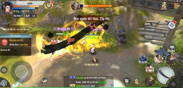 Hàng vạn game thủ võ lâm đấm nhím săn hươu, Nhất Mộng Giang Hồ kẹt cứng khu vực trả quest - Ảnh 9.