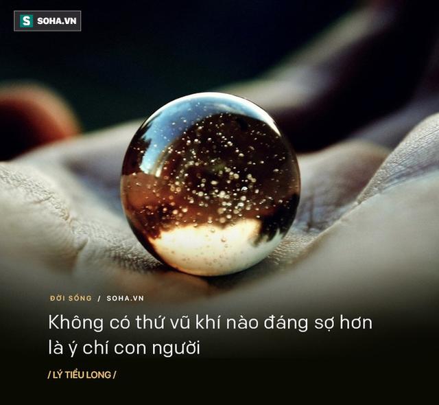 19 câu nói truyền cảm hứng tuyệt vời của Lý Tiểu Long: Để thành công rực rỡ hãy làm điều cuối cùng - Ảnh 3.