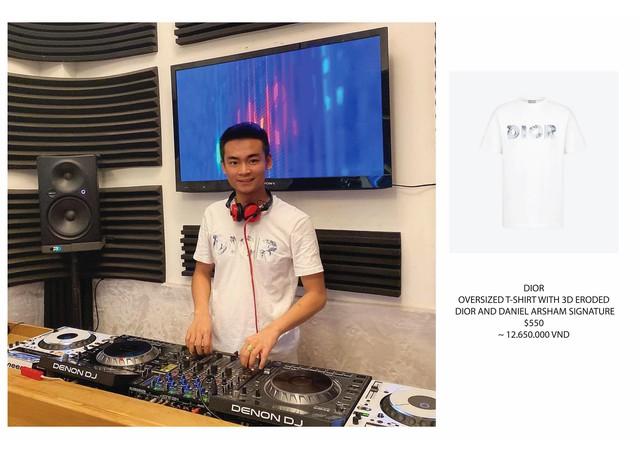 Quang Cuốn, Gầy Best Leesin - Bóc mác bộ sưu tập hàng hiệu của hai nam streamer trẻ nổi tiếng làng LMHT Việt - Ảnh 4.