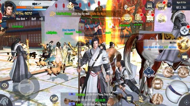 Hàng vạn game thủ võ lâm đấm nhím săn hươu, Nhất Mộng Giang Hồ kẹt cứng khu vực trả quest - Ảnh 17.