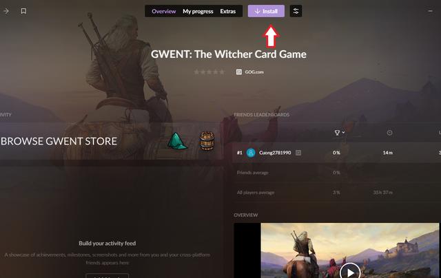 Hướng dẫn tải The Witcher: Enhanced Edition miễn phí 100% - Ảnh 4.