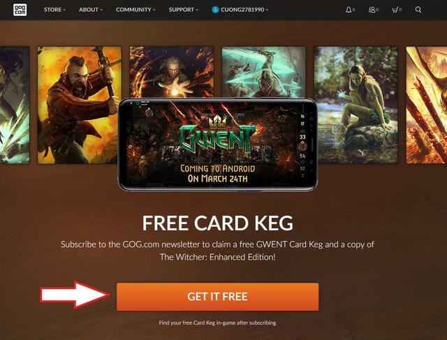 Hướng dẫn tải The Witcher: Enhanced Edition miễn phí 100% - Ảnh 5.
