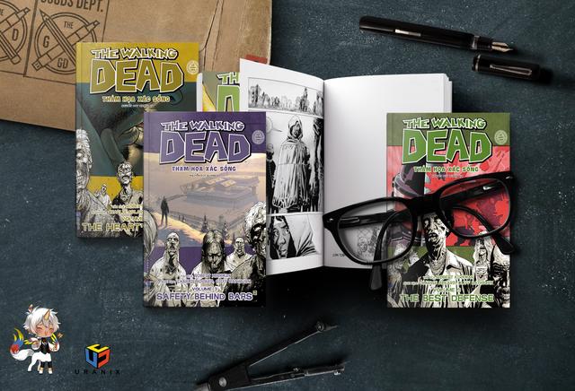 The Walking Dead: Đổi gió ngay với siêu phẩm comics đang cực hot tại Việt Nam, không đọc là phí 1 đời - Ảnh 2.