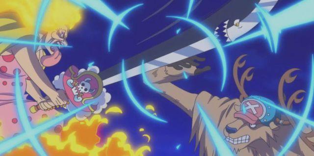 Spoiler One Piece chap 981: Marco xuất hiện chặn đánh băng Big Mom, Chopper chạm mặt Tứ Hoàng - Ảnh 4.