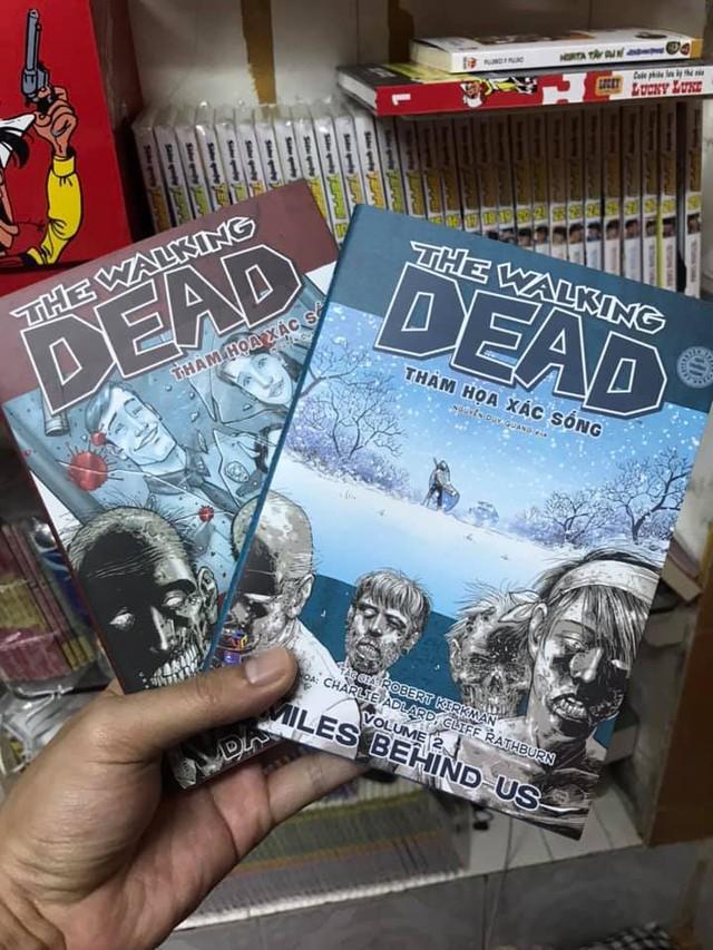 The Walking Dead: Đổi gió ngay với siêu phẩm comics đang cực hot tại Việt Nam, không đọc là phí 1 đời - Ảnh 4.