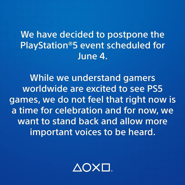 Tin buồn cho game thủ Việt: Sony hoãn ra mắt PS5 vào 4/6 - Ảnh 1.