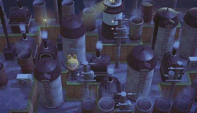 Cộng đồng Animal Crossing xôn xao vì những kiệt tác quá đẹp do chính game thủ tạo ra - Ảnh 2.