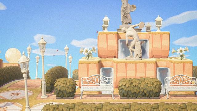 Cộng đồng Animal Crossing xôn xao vì những kiệt tác quá đẹp do chính game thủ tạo ra - Ảnh 12.