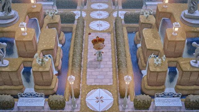 Cộng đồng Animal Crossing xôn xao vì những kiệt tác quá đẹp do chính game thủ tạo ra - Ảnh 13.