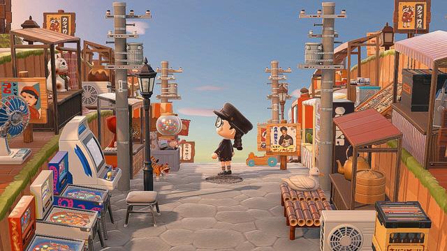 Cộng đồng Animal Crossing xôn xao vì những kiệt tác quá đẹp do chính game thủ tạo ra - Ảnh 3.
