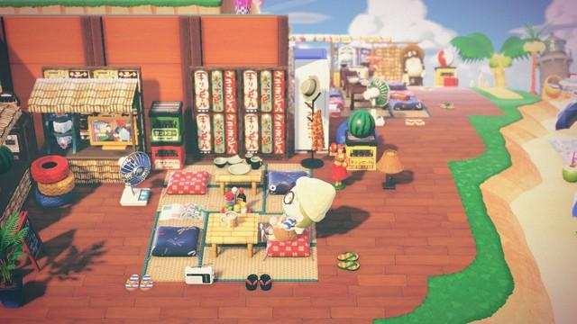 Cộng đồng Animal Crossing xôn xao vì những kiệt tác quá đẹp do chính game thủ tạo ra - Ảnh 5.