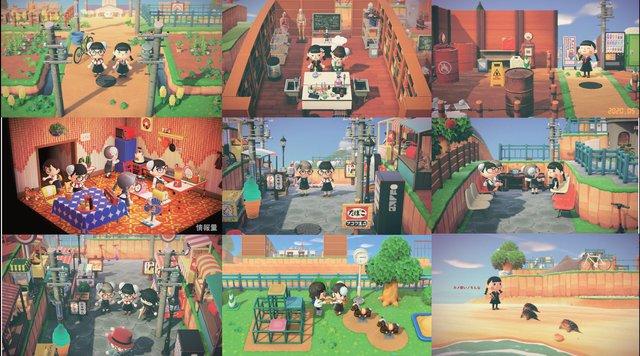 Cộng đồng Animal Crossing xôn xao vì những kiệt tác quá đẹp do chính game thủ tạo ra - Ảnh 8.