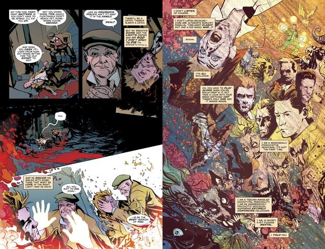 John Constantine vs. Old Man John: Cuộc chiến của những Hellblazer, hay những kẻ khốn nạn? - Ảnh 3.
