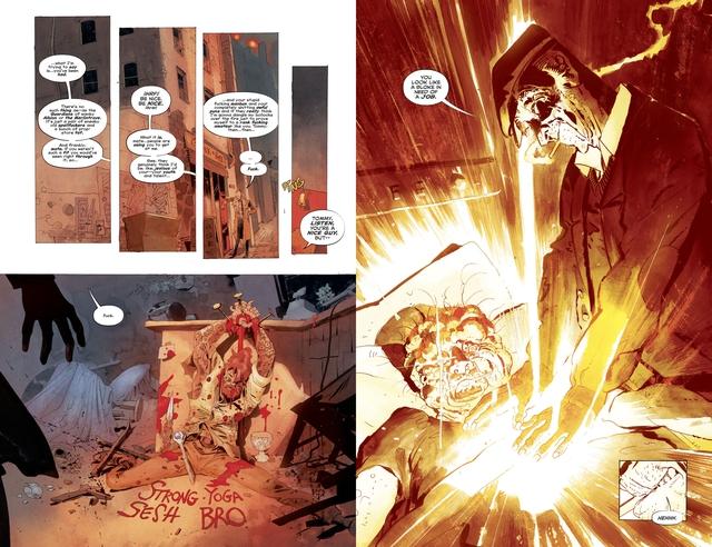 John Constantine vs. Old Man John: Cuộc chiến của những Hellblazer, hay những kẻ khốn nạn? - Ảnh 5.