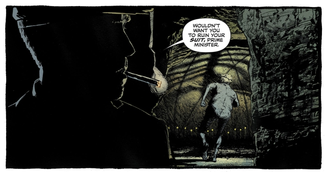 John Constantine vs. Old Man John: Cuộc chiến của những Hellblazer, hay những kẻ khốn nạn? - Ảnh 4.