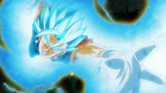Dragon Ball: Hợp thể giữ Goku với Vegeta và những nhân vật có thể đánh bại Siêu saiyan cuồng nộ Broly - Ảnh 2.