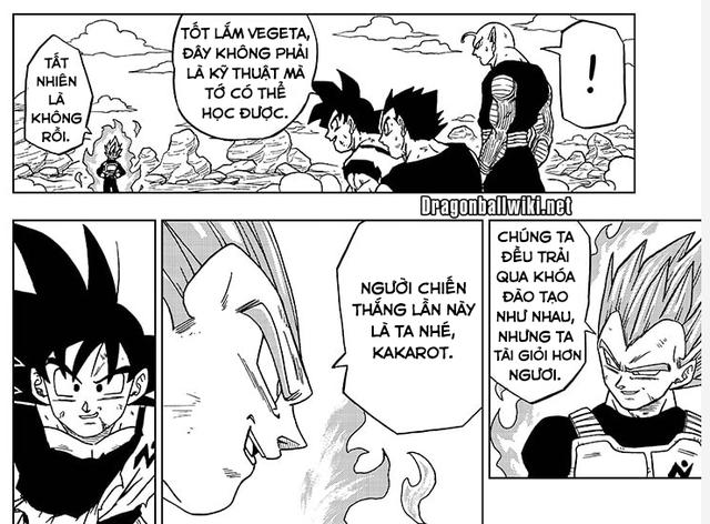 Dragon Ball Super: Sự kiện chấn động Vegeta vượt mặt Goku đã đưa hoàng tử Saiyan mới lọt top xu hướng trên mạng xã hội - Ảnh 3.