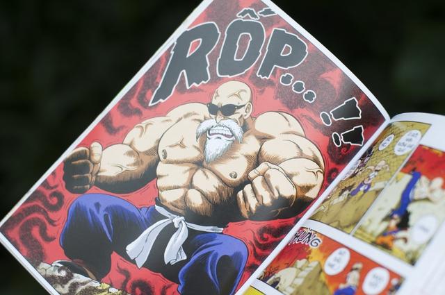 Dragon Ball bản full color chính thức ra mắt: Ấn phẩm truyện tranh màu nóng hơn cả mùa hè tháng 6 - Ảnh 4.