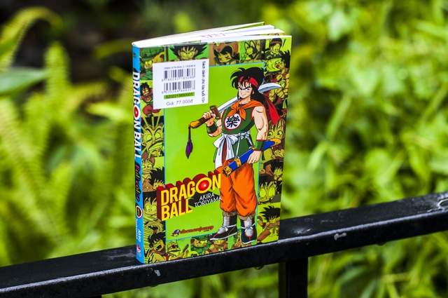 Dragon Ball bản full color chính thức ra mắt: Ấn phẩm truyện tranh màu nóng hơn cả mùa hè tháng 6 - Ảnh 2.