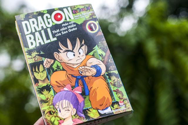 Dragon Ball bản full color chính thức ra mắt: Ấn phẩm truyện tranh màu nóng hơn cả mùa hè tháng 6 - Ảnh 8.