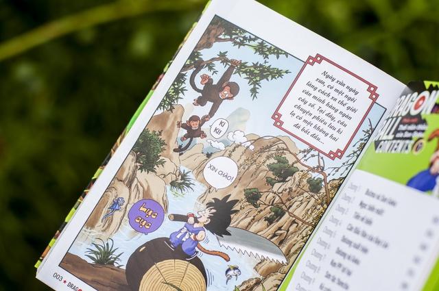 Dragon Ball bản full color chính thức ra mắt: Ấn phẩm truyện tranh màu nóng hơn cả mùa hè tháng 6 - Ảnh 10.