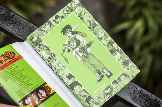 Dragon Ball bản full color chính thức ra mắt: Ấn phẩm truyện tranh màu nóng hơn cả mùa hè tháng 6 - Ảnh 6.