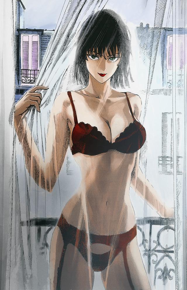 Nóng thế này thì sao phải mặc, ngắm đệ nhất mỹ nhân One-Punch Man diện bikini mà mát rượi tâm hồn - Ảnh 6.