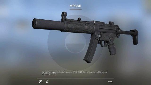 Những vũ khí tuy đẹp, nhưng lại tỏ ra tương đối vô dụng và ít người dùng trong CS:GO - Ảnh 3.