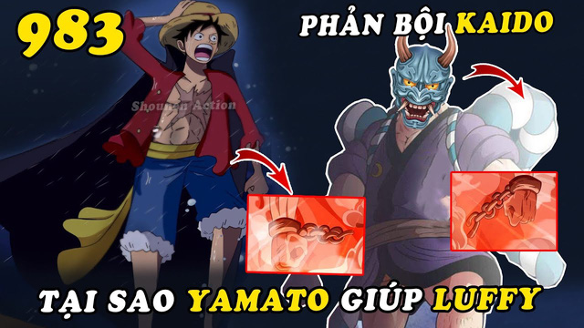 Phân tích One Piece 983: Chỉ với một đòn hạ gục được Tobi Roppo, con trai Kaido mạnh tới cỡ nào - Ảnh 3.