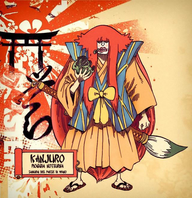One Piece: Kanjuro thực chất đã phản bội Orochi, Momonosuke đang bị bắt giữ chỉ là hình vẽ do năng lực trái ác quỷ tạo ra? - Ảnh 1.