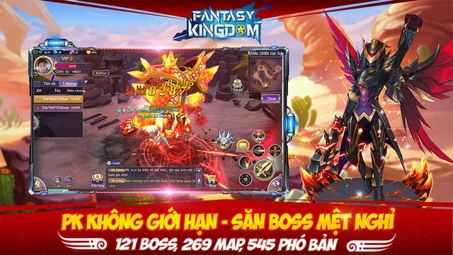 Game nhập vai Fantasy KingDom M - Thánh Địa Huyền Bí đến tay game thủ Việt - Ảnh 3.