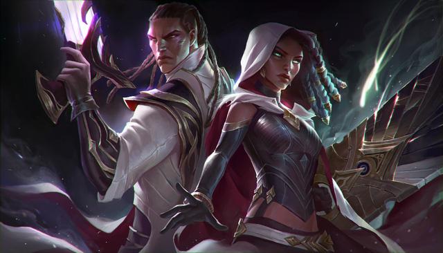 Điểm mặt những vị tướng được Riot Games ưu ái cho góp mặt trong cả ba mùa giải của Đấu Trường Chân Lý (P.1) - Ảnh 2.