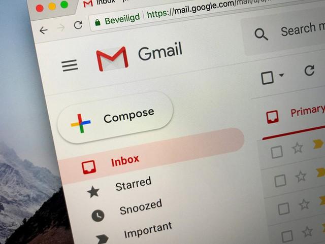 Cách thu hồi thư điện tử lỗi đã gửi qua Gmail - Ảnh 1.