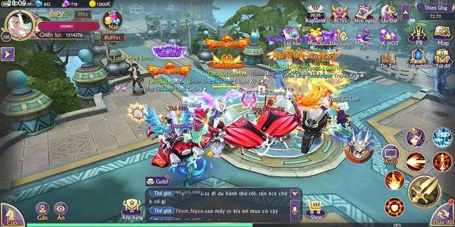 Trải nghiệm Fantasy KingDom M – Thánh Địa Huyền Bí: Tựa MMORPG 3D hiếm hoi có vô tận tính năng - Ảnh 2.