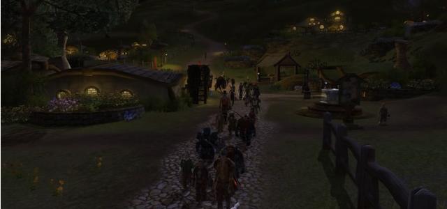 Huyền thoại The Lord of the Rings qua đời, cộng đồng game thủ tưởng nhớ, tổ chức lễ viếng trang trọng trong game - Ảnh 4.