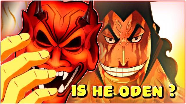 Giả thuyết One Piece: Hồn Trương ba da hàng thịt, linh hồn của Oden đang sống trong thân xác của Yamato? - Ảnh 2.