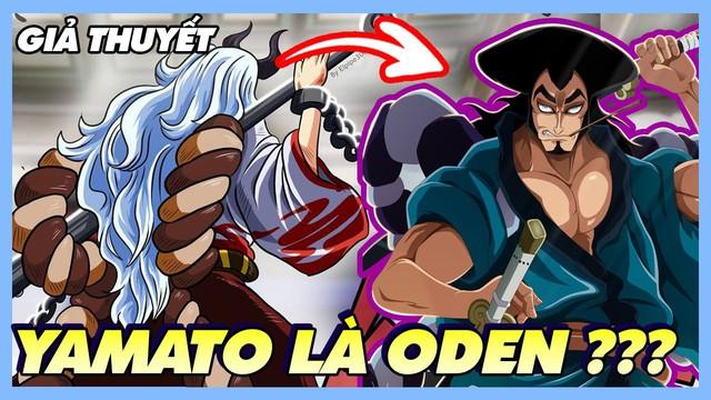 Giả thuyết One Piece: Hồn Trương ba da hàng thịt, linh hồn của Oden đang sống trong thân xác của Yamato? - Ảnh 3.