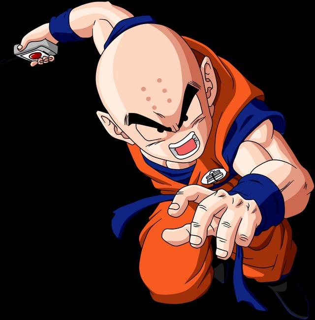 Dragon Ball: Krillin ngầu lòi như thế, ai bảo anh trọc yếu như sên thì xem lại đi nhé! - Ảnh 15.