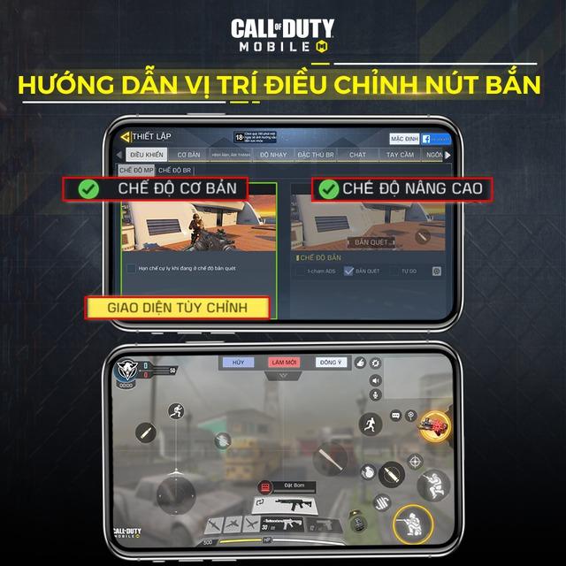 Trở nên bá đạo trong Call of Duty: Mobile VN không hề khó với những mẹo nhỏ dưới đây - Ảnh 6.