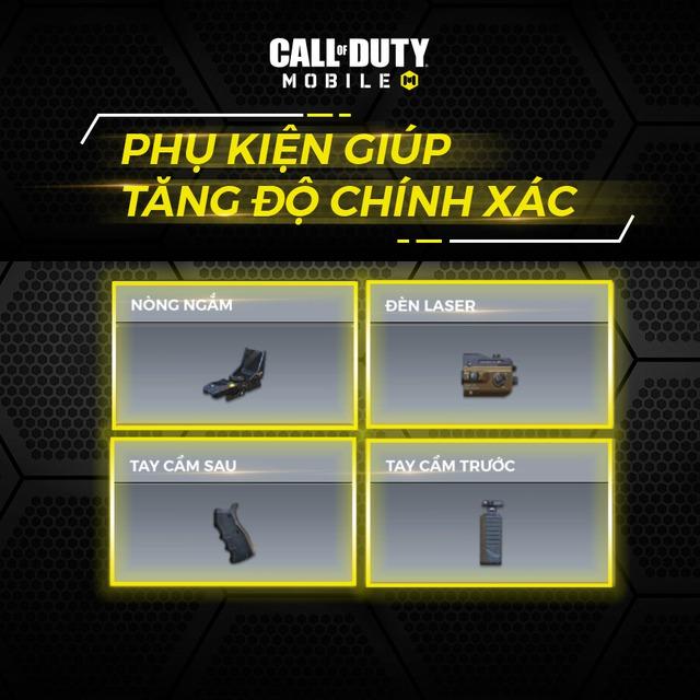 Trở nên bá đạo trong Call of Duty: Mobile VN không hề khó với những mẹo nhỏ dưới đây - Ảnh 4.