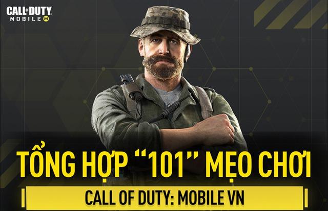 Trở nên bá đạo trong Call of Duty: Mobile VN không hề khó với những mẹo nhỏ dưới đây - Ảnh 1.