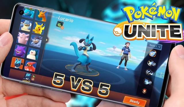 Lộ diện gameplay cực chất của MOBA Pokemon đầu tiên trong lịch sử - Ảnh 1.