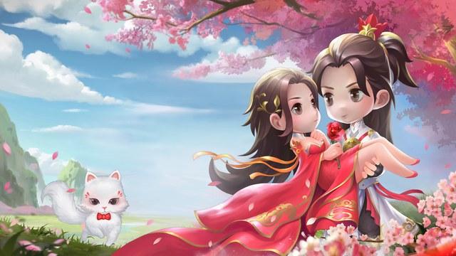 Sẽ có một MMORPG mới đậm chất chibi ra mắt game thủ Việt trong thời gian sắp tới - Ảnh 1.